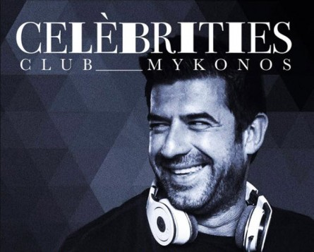 Special Guest Marios Doumis @ Celebrities Club