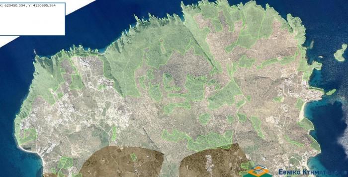 Συνάντηση για τους δασικούς χάρτες των Κυκλάδων στο Υπ. Περιβάλλοντος
