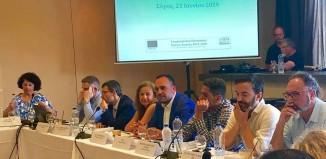 Ο Δήμαρχος Μυκόνου στην ετήσια συνεδρίαση της Επιτροπής παρακολούθησης του ΕΣΠΑ