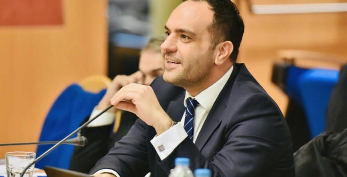 O Δήμαρχος Μυκόνου εξελέγη αντιπρόεδρος στο Κογκρέσο των Τοπικών και Περιφερειακών Αρχών της Ευρώπης
