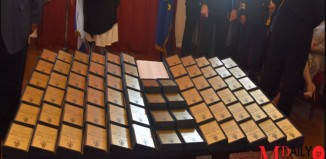 Τιμητικά αναμνηστικά στους εισαχθέντες στα Ανώτατα Εκπαιδευτικά Ιδρύματα από τον Δήμο Μυκόνου