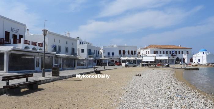 Περιορισμός στις μετακινήσεις εντός νησιού - Αυστηρά μέτρα μέχρι τις 20 Απριλίου