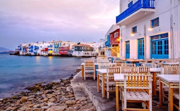 Η Μύκονος τελευταίος σταθμός του «The hotel Design Workshop» στην Ελλάδα