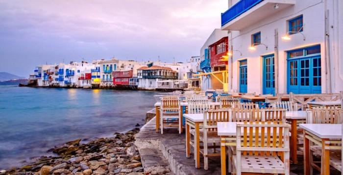 H Μύκονος στα κορυφαία νησιά της Ευρώπης σύμφωνα με το Conde Nast Traveller