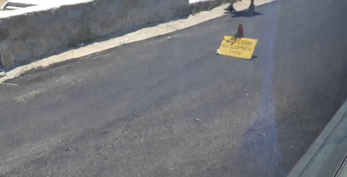 Aκυρώνεται η ασφαλτόστρωση την Τρίτη 25 Ιουνίου 2019 στην περιοχή Πυργί