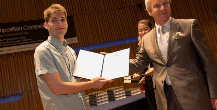 Α' βραβείο σύνθεσης σε παγκόσμιο διαγωνισμό σε φοιτητή του Αριστοτέλειου Πανεπιστημίου Θεσσαλονίκης