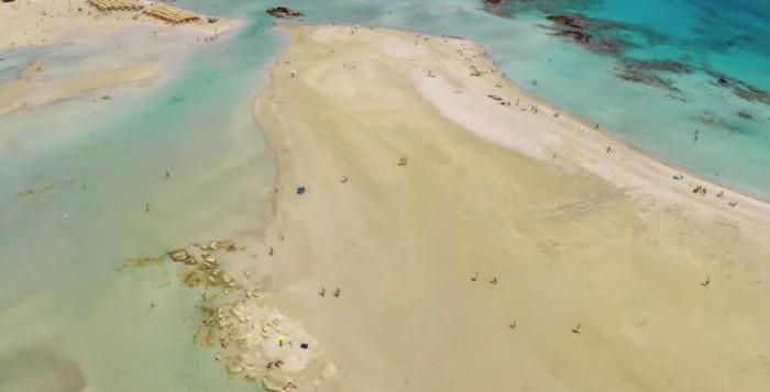 (video) Εντυπωσιακή και εμπνευσμένη η νέα τουριστικη καμπάνια της Κρήτης