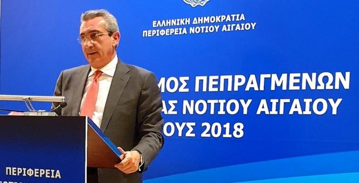Γιώργος Χατζημάρκος: «Με το ίδιο πάθος θα εργαστούμε και στην επόμενη θητεία μας»