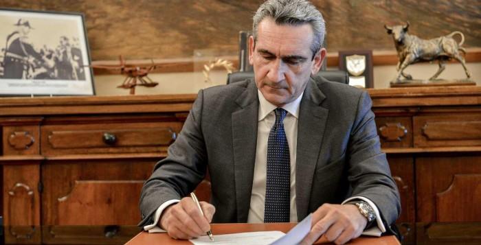 Επιστολή Χατζημάρκου στον Υπουργό για την παράταση των ενστάσεων των δασικών χαρτών