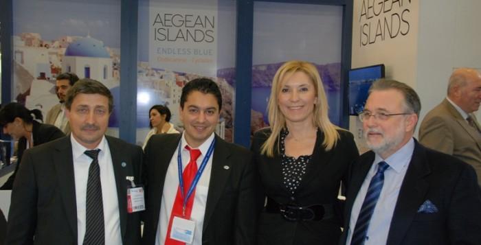 Παρουσία των νησιών στην ΕΜΙΤΤ της Κωνσταντινούπολης