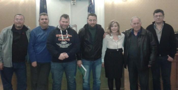 Πραγματοποιήθηκε σύσκεψη της ΠΝΑΙ με τις εθελοντικές ομάδες πολιτικής προστασίας