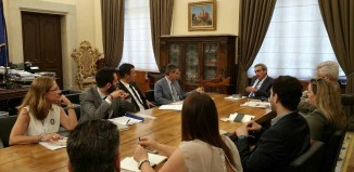 Στρατηγικού χαρακτήρα συμμαχία για τον τουρισμό μεταξύ Περιφέρειας Νοτίου Αιγαίου και Συνδέσμου Ελληνικών Τουριστικών Επιχειρήσεων