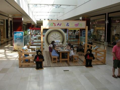 Παιδικό Σεμινάριο ξυλογλυπτικής στο Golden Hall από την Περιφέρεια Νοτίου Αιγαίου