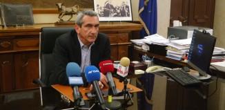 Επιστολή στον Αβραμόπουλο έστειλε ο Περιφερειάρχης Νοτίου Αιγαίου για το μεταναστευτικό