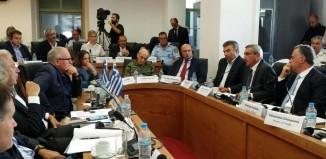 Γ. Χατζημάρκος: «Ενώνουμε χέρια, δυνάμεις και εμπειρίες  για το κοινό ευρωπαϊκό μέλλον»