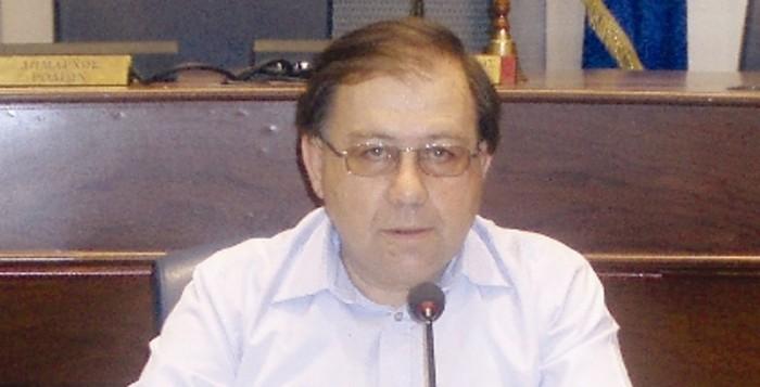 Συλλυπητήρια δήλωση του Περιφερειάρχη για την απώλεια του Λουκά Κωτσαδάμ