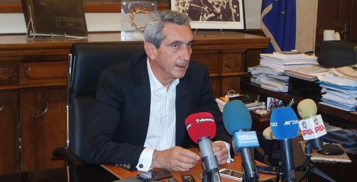 Δήλωση του Περιφερειάρχη Γιώργου Χατζημάρκου για το Δημοψήφισμα