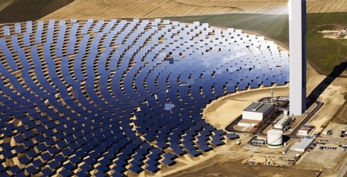 O πρώτος μεγάλος ηλιακός σταθμός παραγωγής ενέργειας στην Ανατολική Αφρική