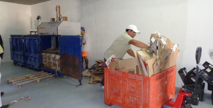 Δυναμική στη διάδοση της συμπεριφοράς της ανακύκλωσης η δράση του ΜΟΙΚΟΝΟΣ