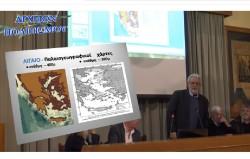 (video) «Υδάτινοι πόροι των Κυκλάδων» Ομιλία του καθηγητή Δρ. Ευάγγελου Πισσία στην Ε.Κ.Υ.Τ.