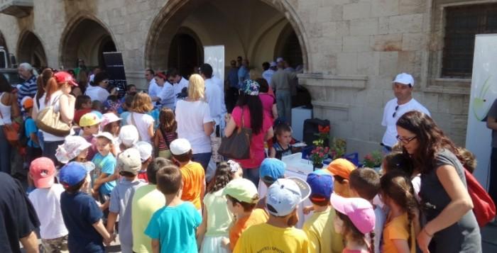 Περιφερειακό Φυτώριο Ν. Αιγαίου: «Η Γη είναι στα χέρια μας»