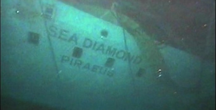 Στο εδώλιο και πάλι οι υπεύθυνοι για το ναυάγιο του Sea Diamond