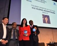 Κορυφαία διάκριση για Κουντουρά: Καλύτερη Υπ. Τουρισμού παγκοσμίως
