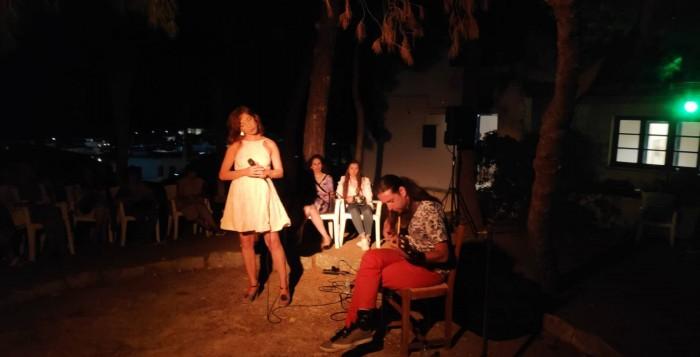 (vid) Μια μαγική βραδιά «Jazz Under The Stars» στη Μύκονο