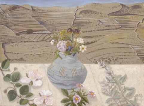 Έκθεση ζωγραφικής της Φωτεινής Στεφανίδη και του Δημήτρη Μοράρου στην Δημοτική Πινακοθήκη