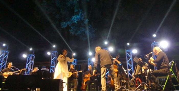 (ΦΩΤΟ) Ενθουσίασε η πρεμιέρα του 1ου MYKONOS ART FESTIVAL