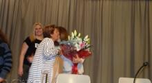 Συγχαρητήρια από τις κ.κ. Γιαννοπούλου και Τσίτου