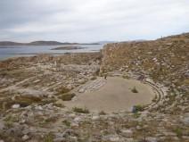 Προσπάθεια ένταξης του Αρχαίου Θεάτρου της Δήλου στο ΕΣΠΑ