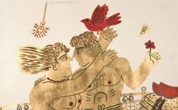 Απόψε τα εγκαίνεια της έκθεσης του Αλέκου Φασιανού στη Μύκονο