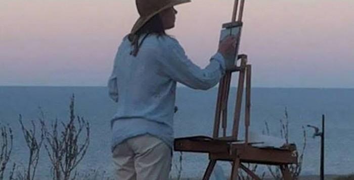 Ζωγράφοι από όλο τον κόσμο δίνουν ραντεβού στη Σέριφο