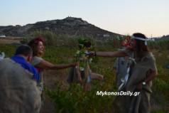 Η Γιορτή του Τρύγου στους Αμπελώνες Μυκόνου