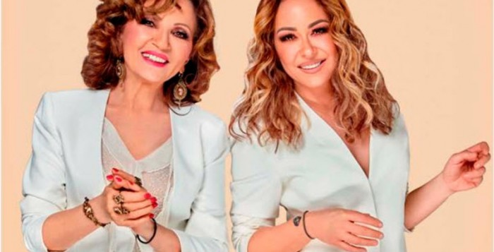 «Όπου με πας...σε πάω» Γλυκερία και Μελίνα Ασλανίδου επί σκηνής απόψε στη Μύκονο