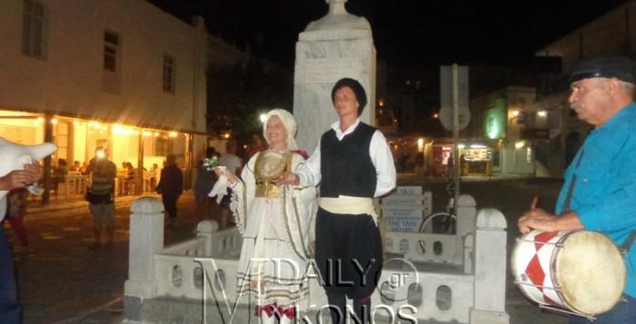 Μέχρι της 19 Ιουλίου η έκθεση με την αναδημιουργημένη φορεσιά της Μυκονιάτισσας