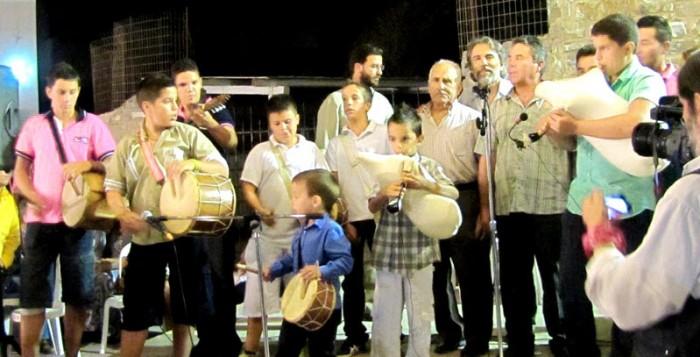 180 μουσικοί από 18 νησιά στην συνάντηση λαϊκών πνευστών Αιγαίου