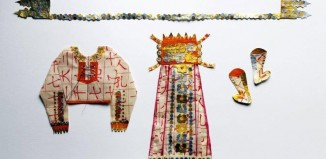 Κόβεται σύντομα το πρώτο εικαστικό γραμματόσημο με την γυναικεία Μυκονιάτικη φορεσιά