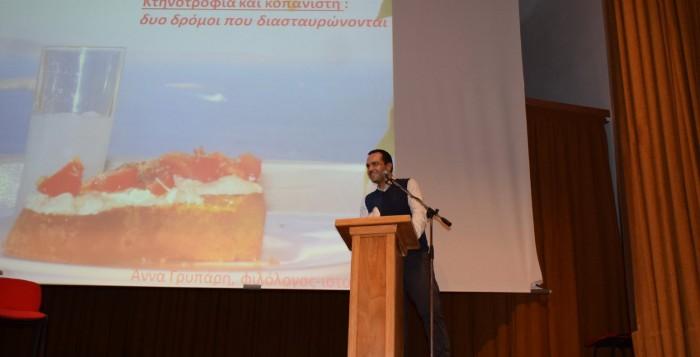 (video) Κωνσταντίνος Κουκάς: