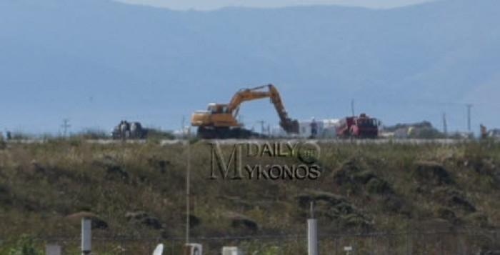 Άμεση κινητοποίηση για το άνοιγμα του αεροδρομίου Μυκόνου - Καθυστερήσεις και ματαιώσεις πτήσεων