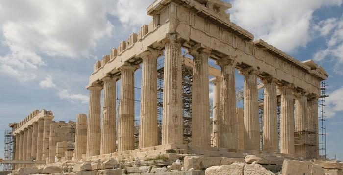 Ονόματα κρατών που προέρχονται από την Ελληνική Γλώσσα