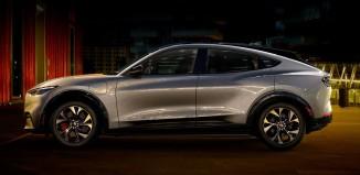 Η ηλεκτρική Mustang Mach-E
