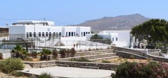 Σημαντική συμβολή της Περιφέρειας σε σχολεία της Μυκόνου