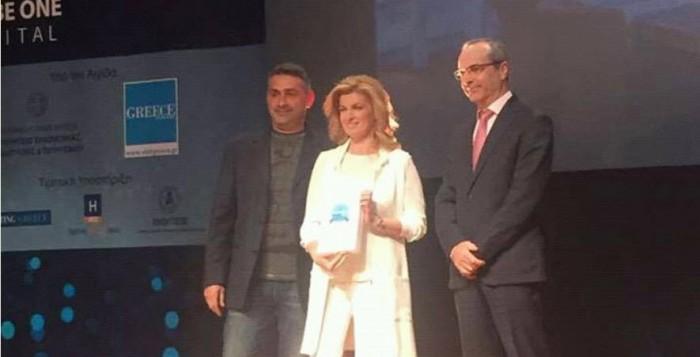 Χρυσό Βραβείο στα Tourism Awards 2016 στο ξενοδοχείο «Αρχιπέλαγος»