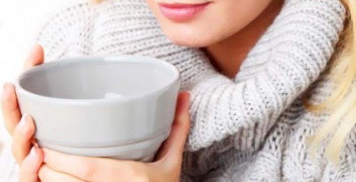 H κατάλληλη διατροφή έναντι στο κρύο