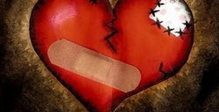 Ο συναισθηματικός πόνος απειλεί την καρδιά