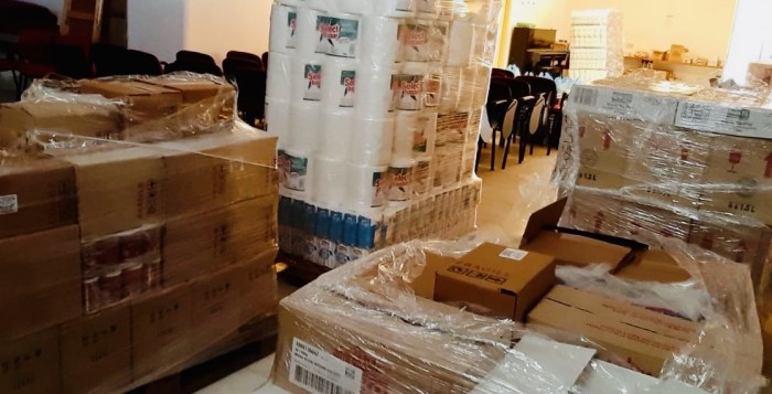 Επιπλέον προμήθεια τροφίμων για τις αυξημένες ανάγκες της υποστηρικτικής δομής  «Δίχτυ Αγάπης» του Δήμου Μυκόνου