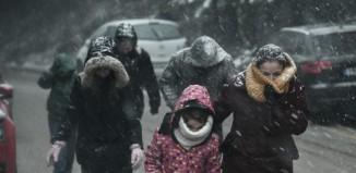 Έκτακτο δελτίο επιδείνωσης καιρού με θυελλώδεις ανέμους και χιόνια – Έρχεται η «Ζηνοβία»