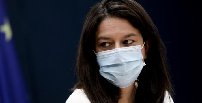 N. Κεραμέως: Θα δοθούν μάσκες μιας χρήσης στους μαθητές μέχρι να αποκατασταθεί το λάθος